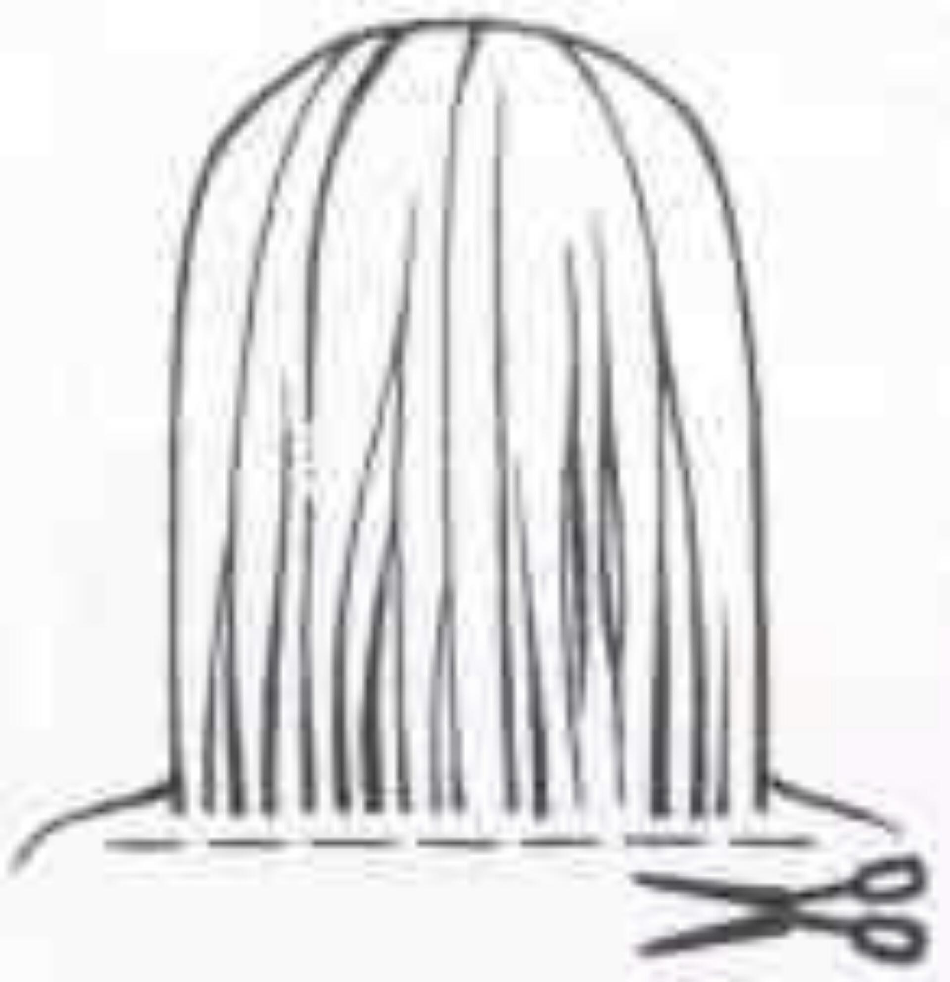 طريقة قص شعر لبنتك الصغير في المنزل