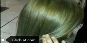 احدث صبغات الشعر للبشره الحنطيه