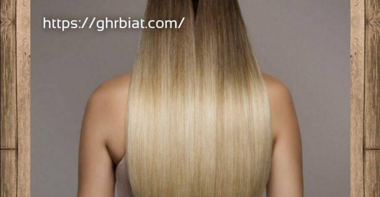 كيف ازيل البروتين من الشعر